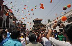 Nepal conmemora primer aniversario de devastador sismo - http://a.tunx.co/Hj7g2
