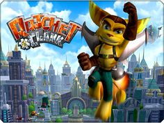Recently announced by Ted price founder of Insomniac games is the return of our favourite nuts and bolts team of cosmic avengers Ratchet and Clank. This time they're teaming up in Ratchet and Clank Qforce exclusive to the PS3! The good news keeps coming as the series is making a return to the camera, weapons and classic feel that made the series so popular.