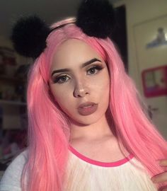 From #customerloveThink about this pink see our customer @cydneyxcx looks super cute in thisPink Wig.Do you want itgirls?wig sku:edw1081 Use Coupon Code: THANKS15can get 15% Off on your order. http://ift.tt/2dFPk5v #beauty#frontlacewig #frontlacewigs#syntheticwigs#synthetic#thanksgiving