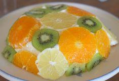 10 raikasta makuvesi-ideaa ilman haitallisia lisäaineita – Inspirations   Terve.fi Fodmap, Grapefruit, Deserts, Food And Drink, Pudding, Baking, Recipes, Inspiration, Pineapple