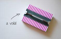 Paper Crane Adventures: DIY Cake Box