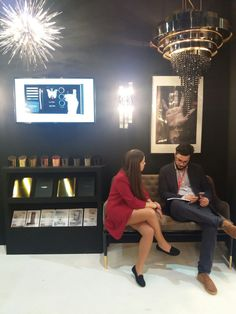 You do not want to lose a pinch of what is happening at Maison et Objet? Stay tuned to our profile and you'll know everything.