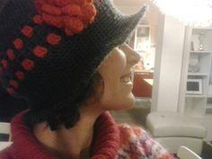 Rose hat