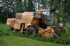 Sampo-Rosenlew 410 Harvest Time, Tractors
