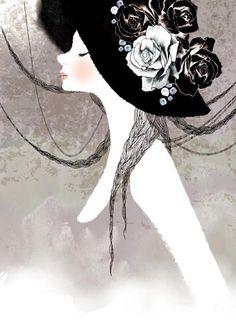 Asako Yoshihama #illustration