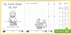 Use this Flip Book activity to help children think about what Growth Mindset is and how they can use it to change their way of thinking in their own learning. Growth Mindset, Key, Activities, Learning, Children, Books, Young Children, Boys, Libros