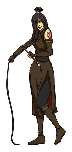 June the bounty hunter by beanaroony