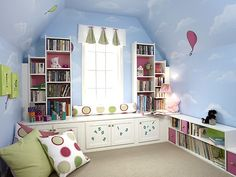 Another idea that might work for storage in Peanut's room with a Twin Bed or Bunk Bed.