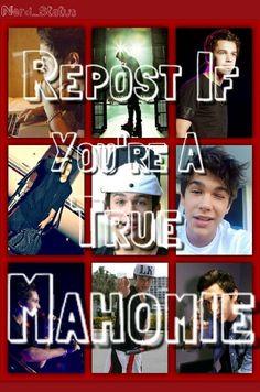 I love Austin Mahone and my BFF love Justin Bieber lol