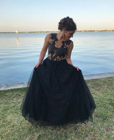 This is how you prom! Major Beauty in this stunning style, the Tattoo Dress by Shop it or rent it TODAY Nye Dresses, Formal Dresses, Gowns For Rent, Women's Clothes, Clothes For Women, New Designer Dresses, Dress Rental, Pageant Gowns, Two Piece Dress