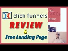 In this video, I have provided you information for Best landing page software and builder to buy. Clickfunnels is the best landing page and funnel builder in. Perfect Image, Perfect Photo, Love Photos, Cool Pictures, Best Landing Pages, Make Money Today, Landing Page Design, Business Marketing, Free Books