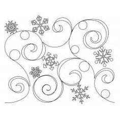 Snow Crystals by Anne Bright b2b