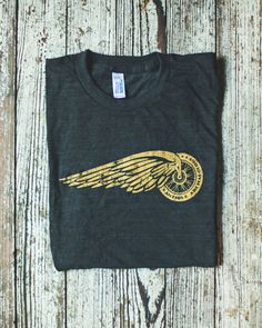 Winged Wheel Tee