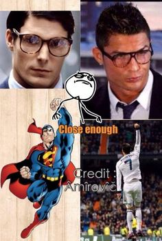 Zabawne zdjęcie z Cristiano Ronaldo:  http://mixgol.pl/index.php?t=ronaldo%20ciekawostki