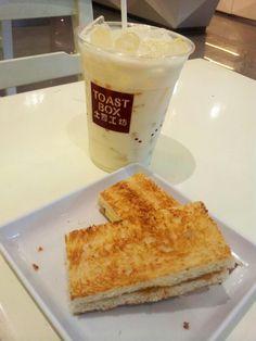 BREADTALK & TOAST BOX ชั้นLG-Caribbean @Terminal21 Shopping Mall Shopping Mall, Caribbean, French Toast, Drink, Breakfast, Box, Desserts, Shopping Center, Morning Coffee
