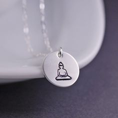 MadeFor KAT☆☆☆☆Buddha Necklace  Luuv this