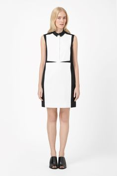 COS | Sleeveless panelled dress