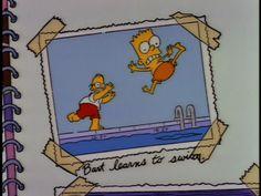 Memories of the Simpsons Simpsons Quotes, Simpsons Art, Simpson Wave, Lisa Simpson, Los Simsons, Retro Cartoons, Futurama, Cartoon Wallpaper, Cute Photos