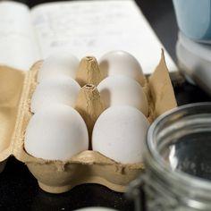 egg til sukkerbrød Exercises, Food And Drink, Eggs, Breakfast, Desserts, Morning Coffee, Tailgate Desserts, Exercise Routines, Egg