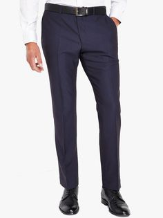 At Evolve Clothing we provide the widest range of clothes from shirts to suits and everything in between. Evolve Clothing, Dress Trousers, Pants, Trending Outfits, Footwear, Navy, Clothes For Women, Shopping, Collection