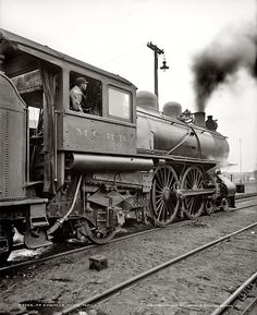 19th Century Steam Locomotives | Always Something Interesting....