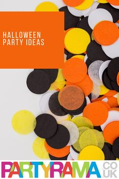 Celebrate your Halloween party in style with balloons, tableware and decorations from Partyrama. All designed to create a spooky feel to your home. Halloween Spider, Halloween Skeletons, Halloween Skull, Happy Halloween, Halloween Party, Halloween Decorations, Table Decorations, Creepy Pumpkin, Honeycomb Paper