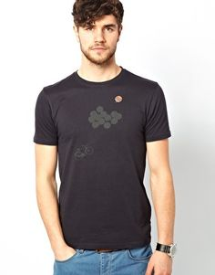 Paul Smith Jeans T-Shirt with Balloon Print