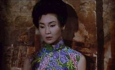 23 pcs #Qipao #Cheongsam dress for Maggie Cheung In The Mood for Love