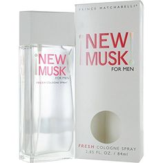 New Musk For Men By Prince Matchabelli For Men Cologne Spray 285 Oz * Learn more by visiting the image link.