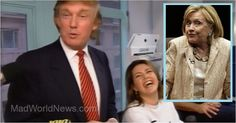 """The left has been having a field day, calling Donald Trump a misogynistic sexist after Hillary Clinton accused him of """"fat-shaming"""" the former Miss Universe 20 years ago. However, Hillary and her media pets failed to consider one thing before pushing their narrative — video recording technology existed in 1997 too. Now, archived footage from CNN just surfaced that's making Hillary look extremely foolish."""