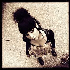 Kenzi from Lost Girl Kenzie Lost Girl, Ksenia Solo, Daughter Of Smoke And Bone, Solo Photo, Olivia Black, Women Life, Girls Dream, Celebrity Crush, Pretty Woman