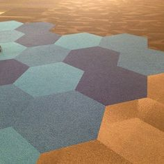 1000 Images About Hexagon Carpet Tiles On Pinterest