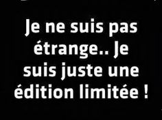 Funny Quotes : Le Mouton Noir de ma Famille: In Which I Discuss Living Bilingually in a Monolin… French Phrases, French Words, French Quotes, Words Quotes, Me Quotes, Funny Quotes, Sayings, Humor Quotes, Quote Citation