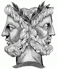 Римският бог Янус