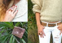 #fashion #style #ring  #jewels #bijoux #outfit #nature