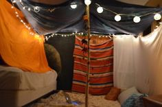 Cozy forts. Living Room Fort, Indoor Forts, True Love, Cozy, My Style, Fun, Home Decor, Real Love, Decoration Home