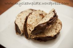 Dessert  Taco's - Multiple Flavours (Clean Eating, Low FODMAP, Lactose Free & Gluten Free option)