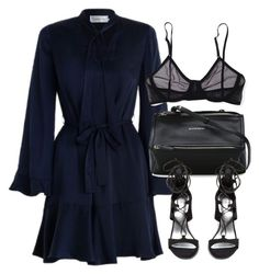 Untitled #6481 by laurenmboot on Polyvore featuring polyvore, mode, style, Stuart Weitzman, Givenchy, fashion and clothing
