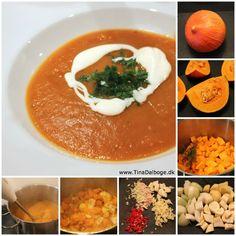 Hokkaido-suppe smager skønt, - er supersundt og let at lave...