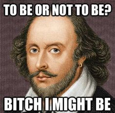 Shakespeare probably introduced almost 3,000 words to the English language.