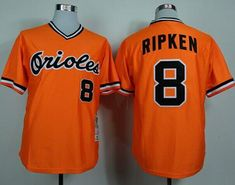 Buy Mitchell And Ness 1975 Orioles Brooks Robinson Orange Throwback Stitched  Baseball Jersey from Reliable Mitchell And Ness 1975 Orioles Brooks  Robinson ... 00ad1734e