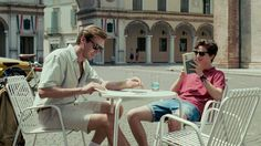 """The """"Call Me By Your Name"""" star opens up about Luca Guadagnino's scintillating new masterpiece."""
