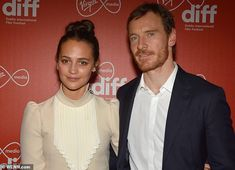 Michael Fassbender and Alicia Vikander attend first red carpet in three years for Calm With Horses Michael Fassbender Shame, Michael Fassbender And Alicia Vikander, Assassins Creed, Alicia Vikander Style, Nicholas Hoult, Mark Ruffalo, International Film Festival, Jared Leto, Chris Evans
