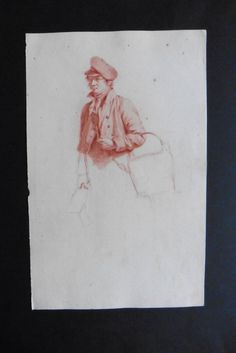 JACOB VAN STRIJ (Dordrecht 1756 - Dordrecht 1815) : Dutch painter, part of a family of painters and draughtsmen. Thereafter he was patronised by the Amsterdam collector Jan Danser Nijman. It is believed that these drawing come found their origin in the Dordrecht Academy at the end of the 18th and early 19th century (datable between 1795 and 1820). | eBay!