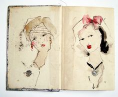 Ruby and Dolly by Bridget Davies