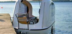 Cette caravane hybride peut prendre la mer - CitizenPost