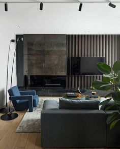 5 Design Tips for Your Dream Living Room – Voyage Afield Living Room Tv, Apartment Living, Interior Design Living Room, Home And Living, Living Room Designs, Living Spaces, Tv Wall Design, House Design, Design Homes