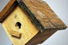 pallet projects | pallet birdhouse | #Pallets
