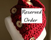 The Original BOSTON HARBOR SCARF Note by BehindMyPicketFence