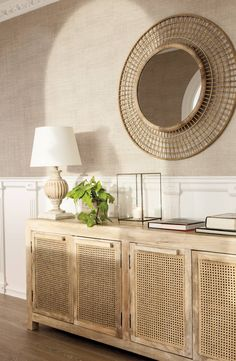#natural #decoration #furnitute #homedecor Tv Unit, My Dream Home, Entryway Tables, Ikea, Sweet Home, Shabby, Cabinet, Living Room, Storage